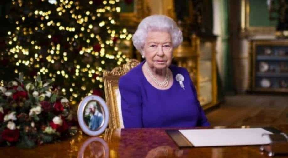 Queen Elizabeth didnt mention Meghan Markle and Prince Harry in Christmas speech