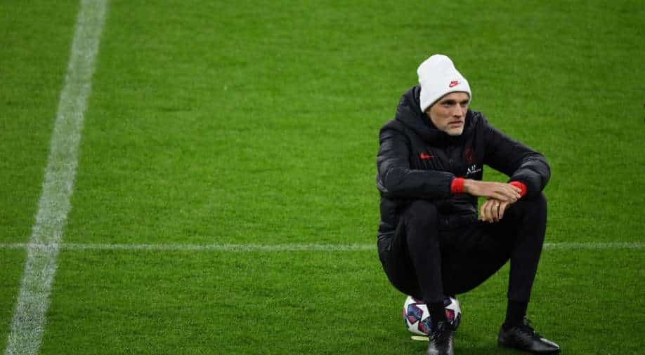 PSG's Mbappe thanks Tuchel after reports of German coach's sacking