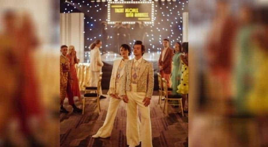 Phoebe Waller-Bridge dances with Harry Styles in new music video