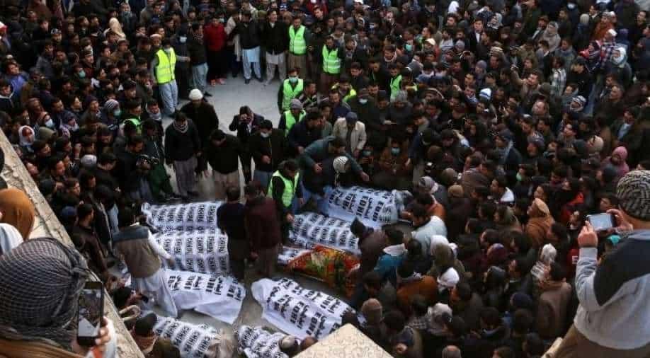 Gunmen kill 11 miners in southern Pakistan