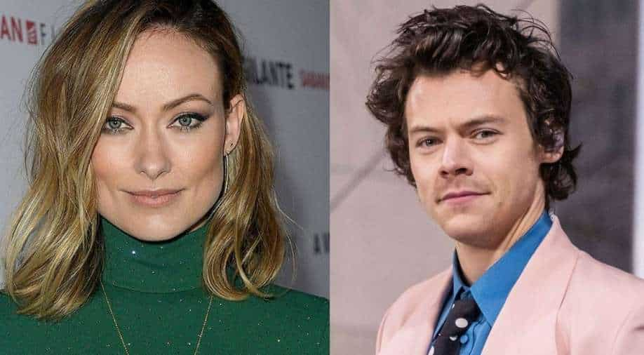 What Olivia Wilde Has in Common With Harry Styles' Exes