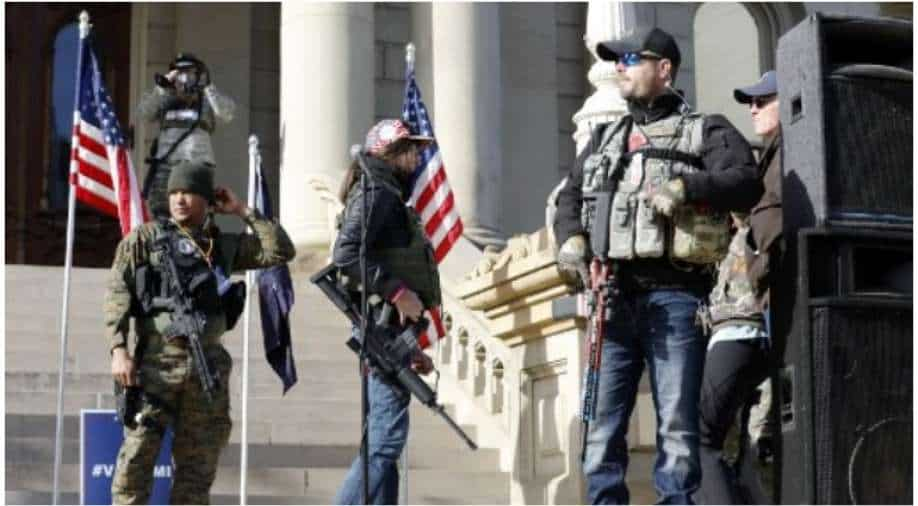 NY  man arrested for alleged participation in Capitol riot