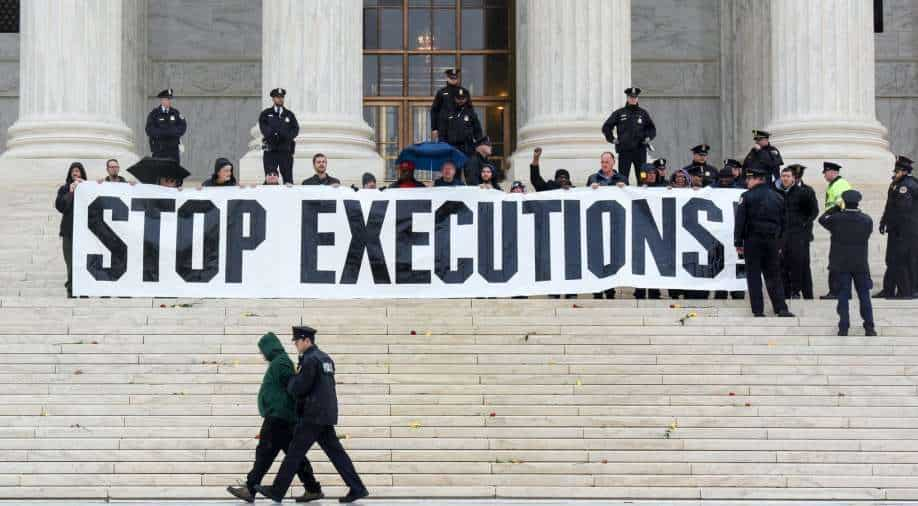 US carries out 13th and final execution under Trump administration
