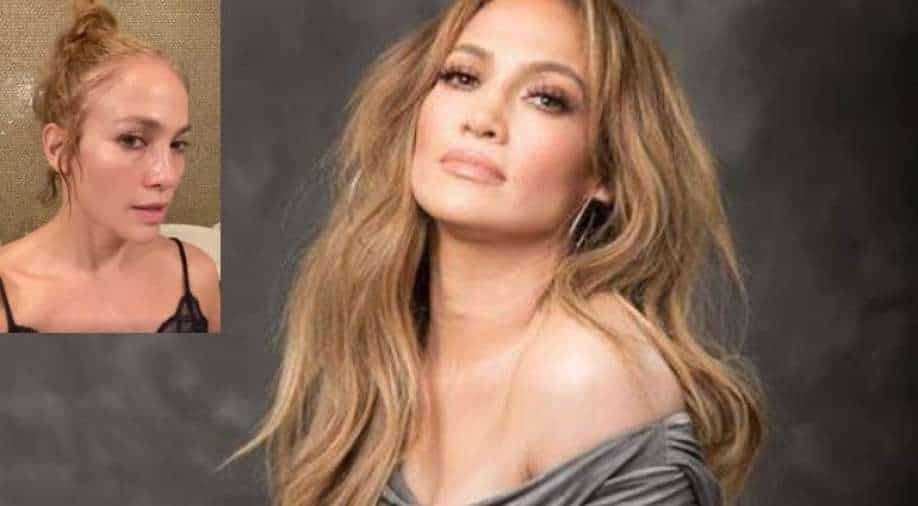 Jennifer Lopez responds to those botox and cosmetic surgery rumours