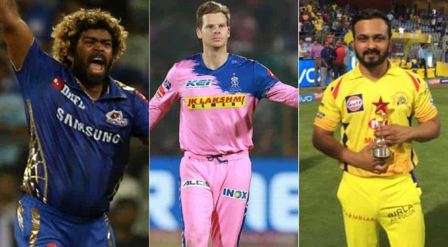 RR release Steve Smith, Harbhajan Singh parts ways with CSK