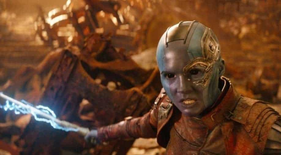 Karen Gillan confirms Nebula will be back in