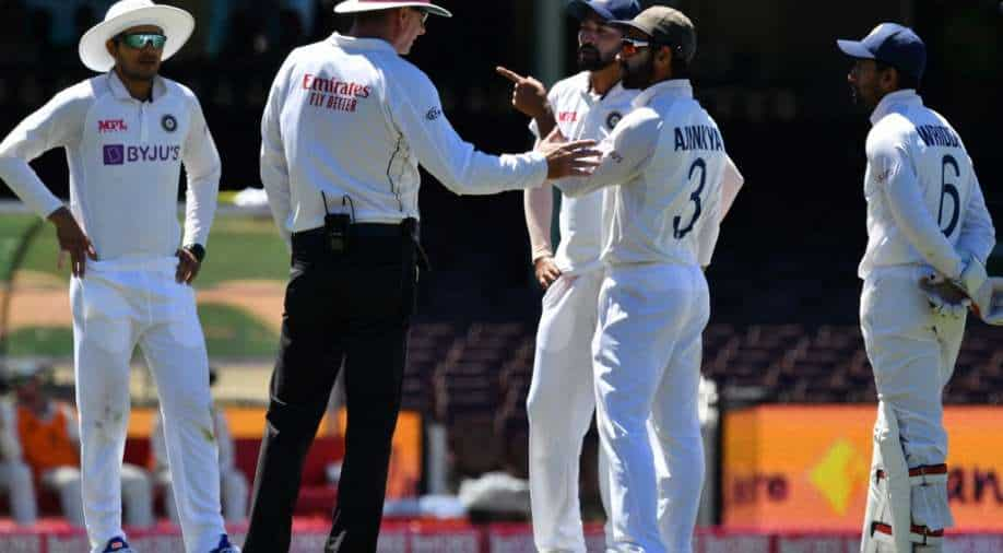 CA confirms racial abuse of India players in Sydney Test