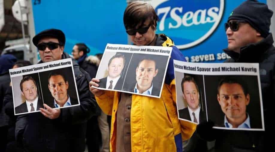 China court dates set for detained Canadians Michael Spavor, Kovrig