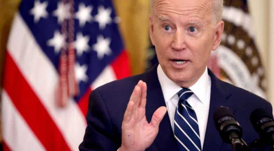 Biden says he plans to run for re-election in 2024