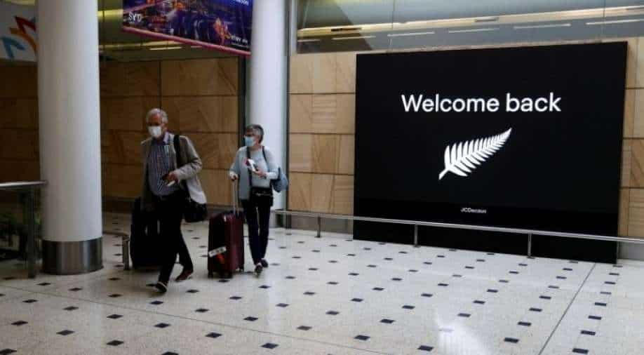 Long-Anticipated 'Travel-Bubble' Opens Between Australia and New Zealand