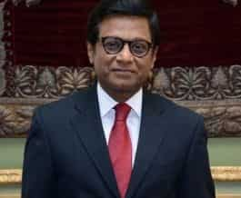 Amb Dr. Mohan Kumar