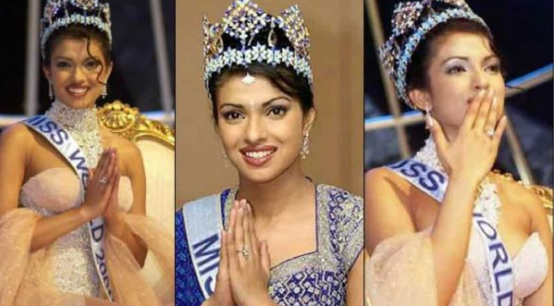 Happy Birthday Priyanka Chopra Celebrating The 8 Milestone