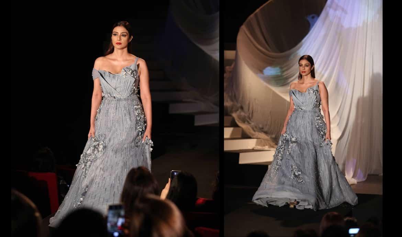 Lakme Fashion Week 2019 Yami Gautam Karan Johar Tabu And Others Walk The Ramp Entertainment News Wionews Com
