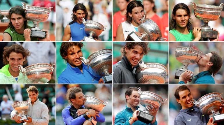 It S Very Special Says Rafael Nadal On Historic French Open Title Sports News Wionews Com