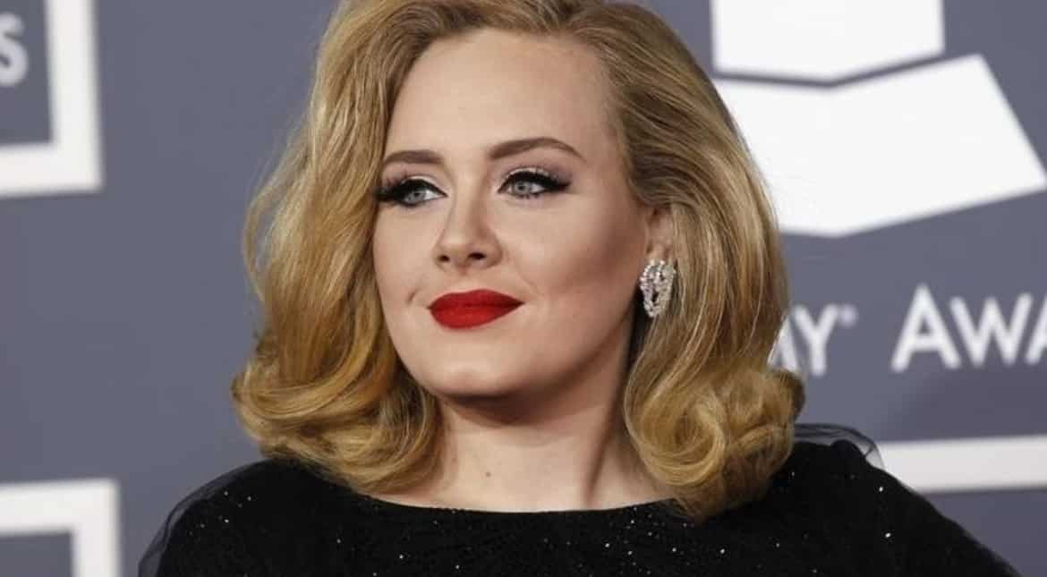 File photo of Adele