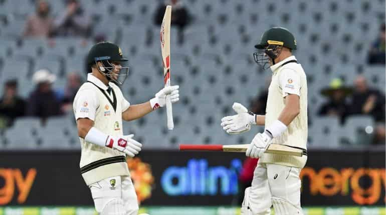 Australia vs Pakistan, second Test