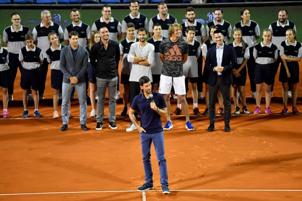 That Man Probably Came Sick Novak Djokovic S Parents Accuse Grigor Dimitrov Of Spreading Coronavirus At Adria Tour Sports News Wionews Com