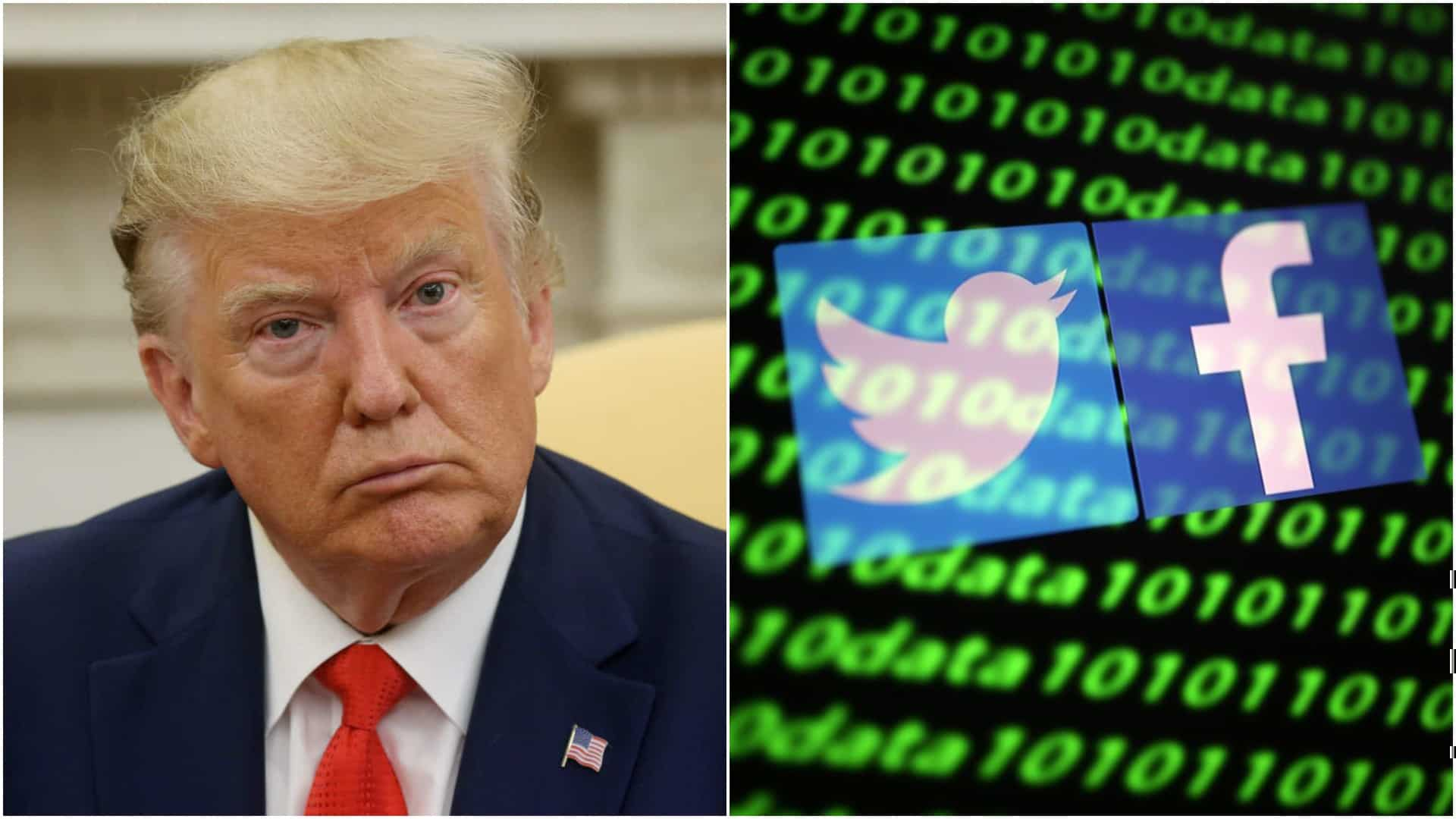 Donald Trump and Indian social media