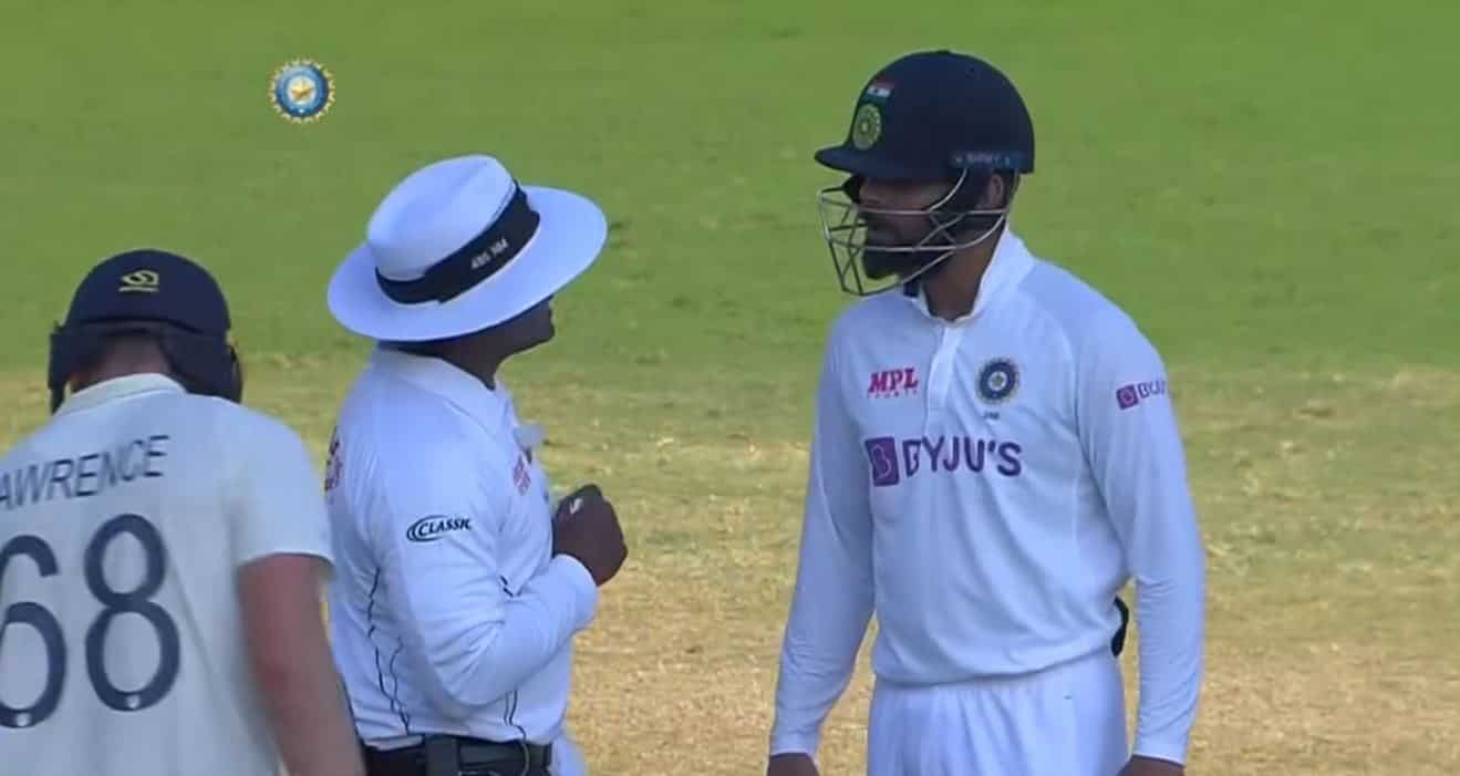 Watch: Virat Kohli loses cool after 'umpire's call' hands Joe Root a lifeline