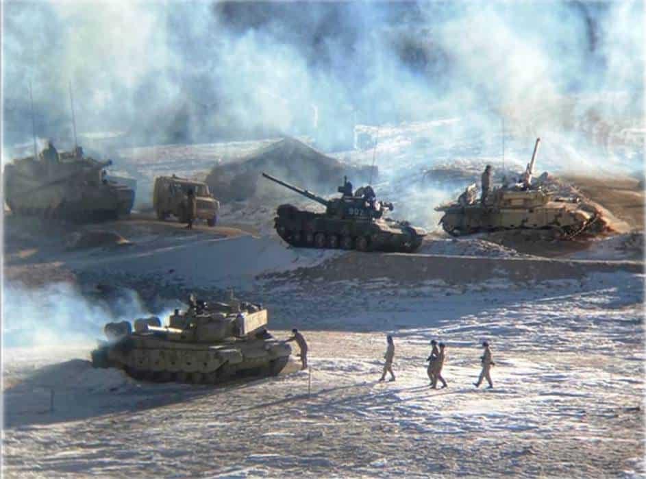 india-china standoff: disengagement complete at pangong tso lake;  commander-level talks on saturday, india news news | wionews.com