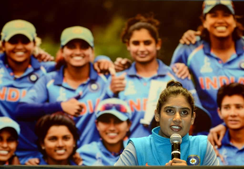 Exclusive | Mithali Raj in conversation with WION