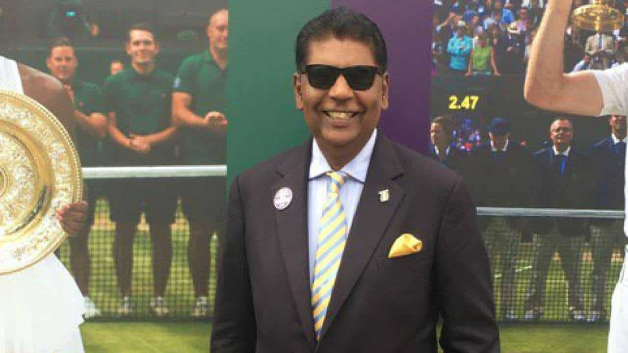 Exclusive | Vijay Amritraj in coversation with WION