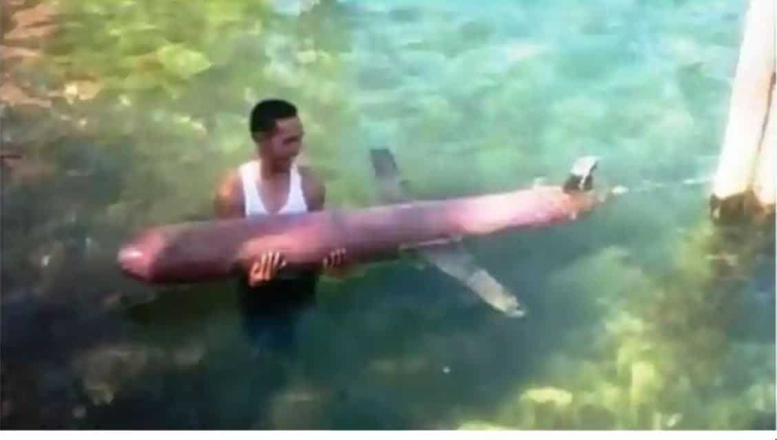 Indonesia Chinese drone