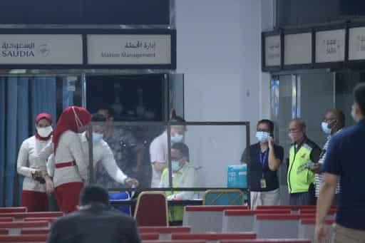 Pusat krisis kecelakaan pesawat Indonesia