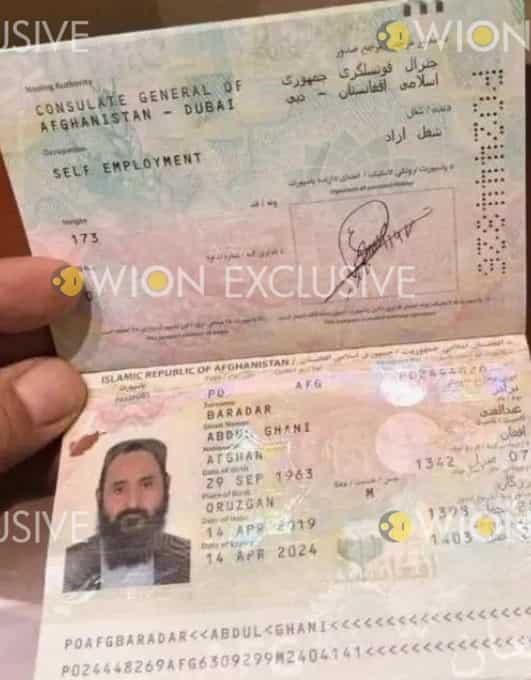 Mullah Abdul Ghani