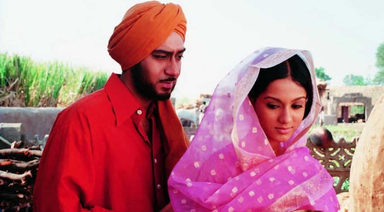 Ajay Devgan y Amrita Rao 'La leyenda de Bhagat Singh'