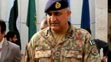 Pakistan army chief, Qamar Bajwa,