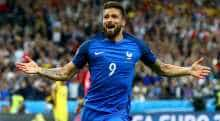 Man-of-the-match, twice scorer Olivier Giroud said France would be out to avenge their 2014 World Cup quarter-final defeat to Germany in Brazil.