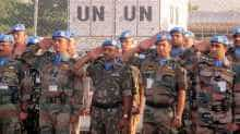 Indian UN peacekeeping force