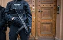 German police arrest Syrian suspected of preparing terror attack
