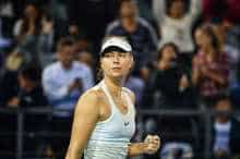 File Photo: Maria Sharapova
