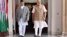PM Modi-KP Sharma Oli