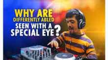 World Theatre Day: Inspiring story of a DJ who grew up with a disability but never stopped trying