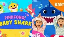 Baby Shark song. Credit: Pinkfong