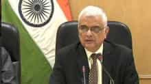 File photo: Chief Election Commissioner OP Rawat.
