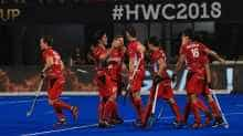 Belgium hockey team