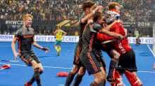 Netherlands Hockey team