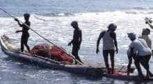 Fishermen from Tamil Nadu
