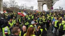 Yellow vests protest