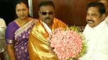 DMDK founder Vijayakanth