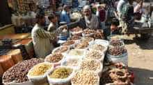 Vendor in Pakistan
