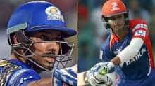 Rohit Sharma and Shreyas Iyer