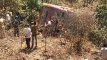 Maharashtra Bus accident