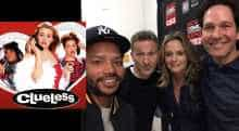 'Clueless' cast gets together.
