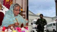 Sheikh hasina and Sri Lanka blasts