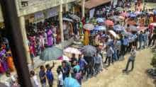 Voter, third phase lok sabha polls